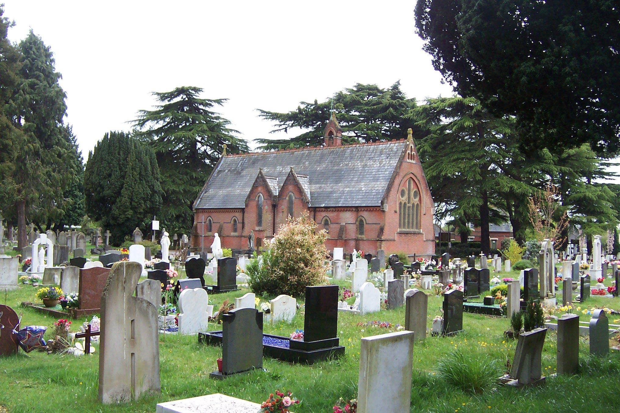St Mary Extra Cemetery
